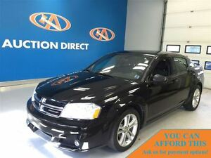 2013 Dodge Avenger SXT,AC,ALLOYS,FINANCE NOW!!