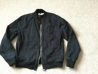 Top Man black jacket size medium