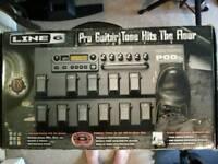 POD XT Pro Guitar effects processor