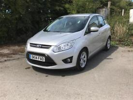 2014 Ford Cmax Zetec **price futher reduced!!**
