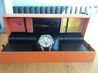 Stührling men's watch boxed