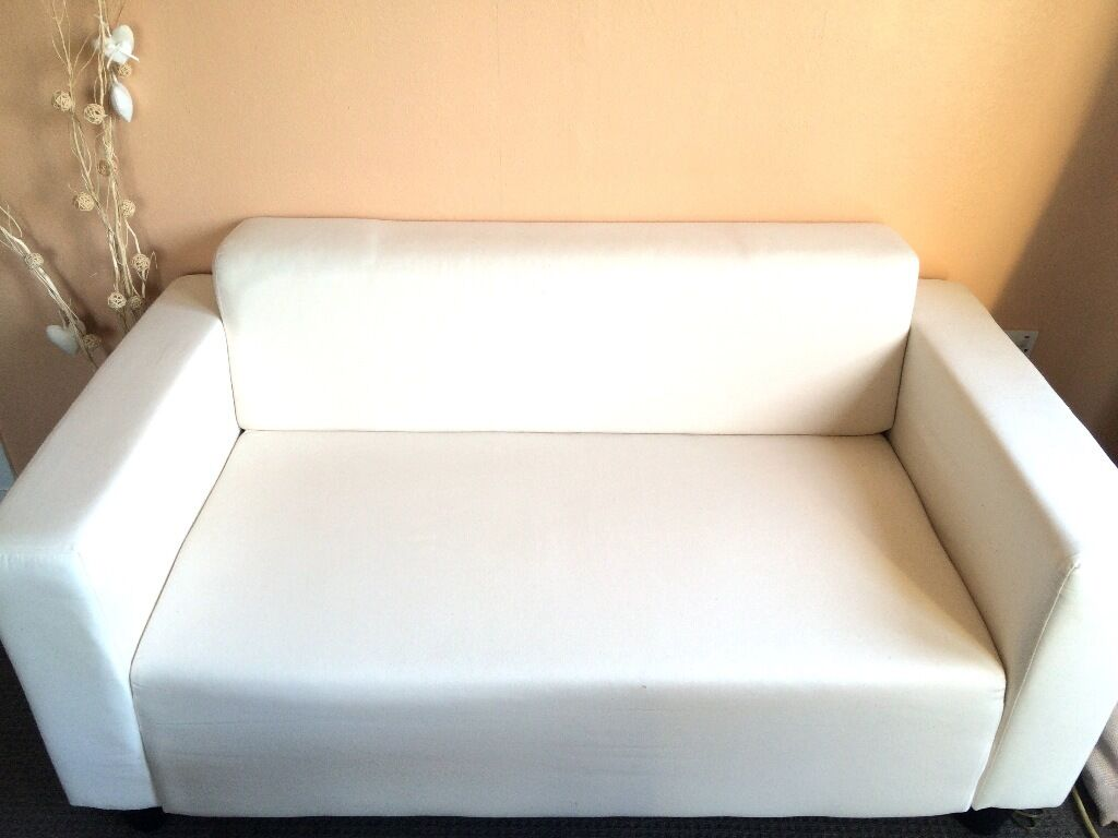 Ikea Klobo 2 Seater Sofa Good Condition In Broomhill Glasgow Gumtree