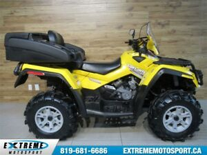 2008 Can-Am Outlander Max 650 42$/SEMAINE
