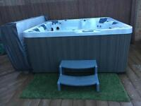 Passion Fully Loaded Hot Tub