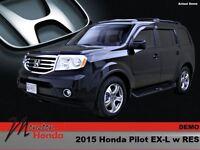 2015 Honda Pilot EX-L w/RES