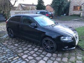 Audi A3 needs repairs*