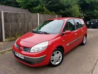 2006 Renault G-Scenic Privilege 1,6 petrol 7 seats mpv