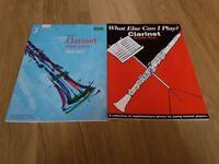 Clarinet sheet music for beginners
