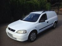 Vauxhall Astra 20dti 55 reg 133000 miles new mot very good condition