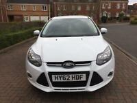 Ford Focus 1.0 SCTi EcoBoost Zetec Excellent drive full service £30 tax/ year