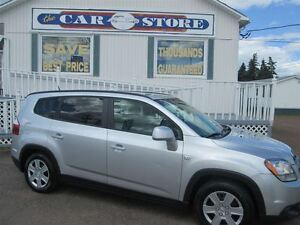 2012 Chevrolet Orlando LT!! 7 PASSENGER!!!! POWER IWNDOWD, LOCKS