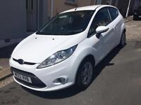 Immaculate Ford Fiesta Zetec 2012 3dr - Incl 6 months Ford warranty