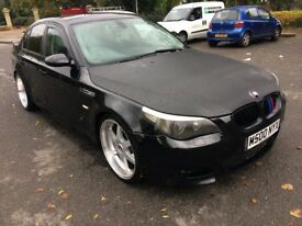 Bmw 530d M5 REPLICA START & DRIVING VERY GOOD & Very fast 💨, tax & mot long