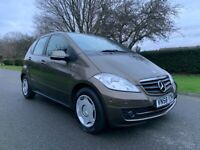 Mercedes-Benz, A CLASS, Hatchback, 2009, Automatic, 1498 (cc), 5 doors