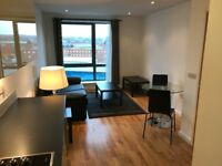 Large, modern, 1 Bed flat in city centre