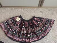 Asos brand new skirt size 38/10