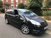 2009/09 CITROEN GRAND PICASSO HDI ** 7 SEATER DIESEL AUTOMATIC LEATHERS £2195