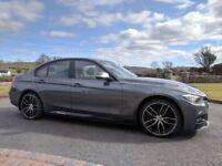 BMW 3 Series F30 M Performance Kit, 82k Miles, 2012 2.0 Diesel Cheap £30 Tax
