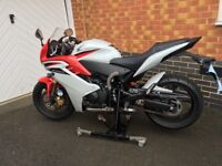 Honda CBR600F 2011 plate, showroom condition, first to see will buy, genuine reason for sale