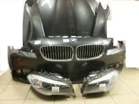 Left hand drive model front end assembly unit BMW 5 Series F10 525d M package 2012 LHD version
