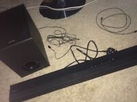 Sony HT-CT180 Sound Bar with Subwoofer