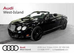 2010 Bentley Continental GTC Speed * CONVERTIBLE * BLACK EDITION