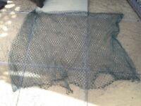 "Dave lumb 42"" pike landing net spare mesh"