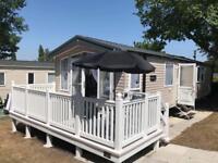 8 berth caravan Rockley park 5 star haven site Poole