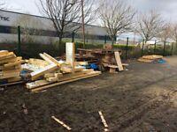 Free wood Pallets/fence wood