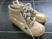 Girls Kicker boots size 13.5