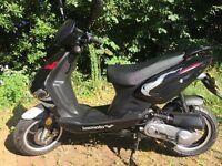 Lexmoto Tornado 50cc scooter