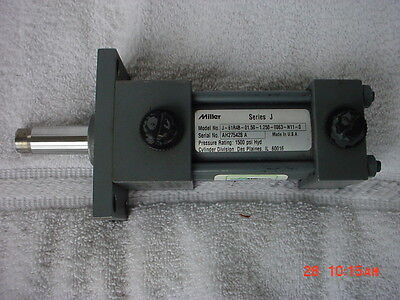 Miller Fluid Power Model J-61r4b-01.50-1.250-0063-n11-0  1500 Psi