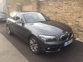 BMW 1 Series Sport - Just 5300 mileage - like brand new.