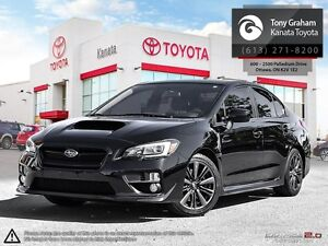 2015 Subaru WRX Sport-tech Package Sport Tech