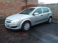 2007 Vauxhall Astra Life CDTi - Long MOT, great value