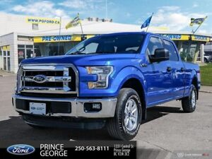2015 Ford F-150 XLT | Remote Keyless Entry | Cruise Control | Cl