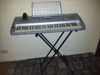 ACOUSTIC SOLUTIONS MK-928 KEYBOARD AND STAND