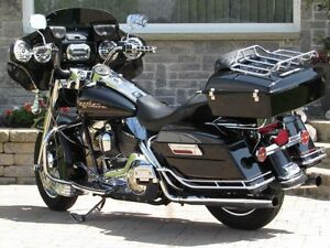 2002 harley-davidson FLHR Road King  $18,000 in Customizing and  London Ontario image 10