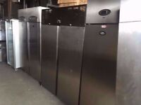 COMMERCIAL CATERING DOUBLEDOOR FREEZER COLD FOOD/DRINK RESTAURANT STORING CAFE BAR TAKEOUT FASTFOOD