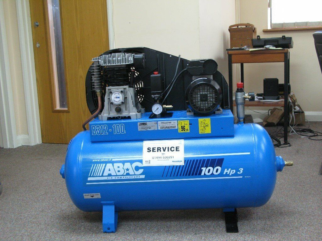 Abac B312 100 Air Compressor In High Wycombe
