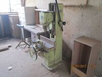 3 phase mortice machine