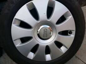 Audi alloy wheels 16 inch 5x112