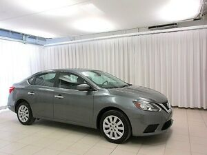 2016 Nissan Sentra AN EXCLUSIVE OFFER FOR YOU!!! SEDAN w/ CRUISE