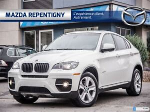 2011 BMW X6 XDRIVE 35I* NAV/TOIT**SHOWROOM*