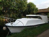 Seamaster 25 boat London