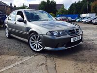 HEAD TURNER LOW MILEAGE MG ZS 1.6 PETROL WITH SPORTS SPOILER AND EXHAUST