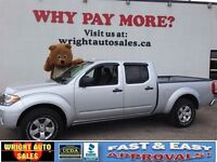 2013 Nissan Frontier 4X4| CREW CAB| 47,157KMS| $25,997.00