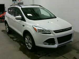 2015 Ford Escape 4WD 4dr SE W/ LEATHER, SUNROOF, CHROME RIMS
