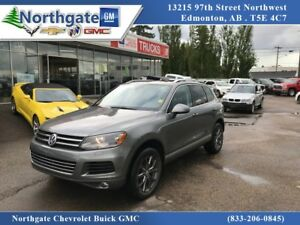 2014 Volkswagen Touareg TDI, Heated Leather, Panoramic Sunroof