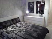 KING SIZE BED IKEA